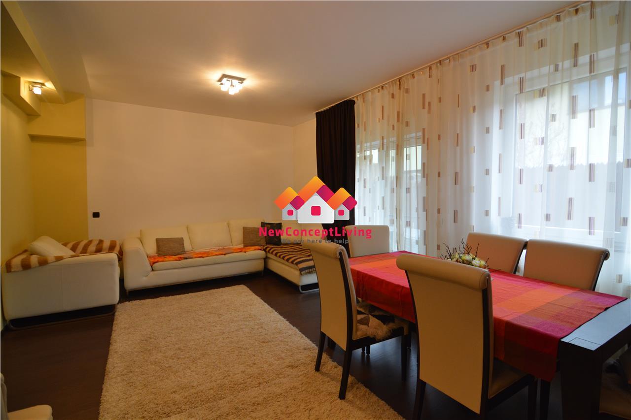 Casa de inchiriat in Sibiu - mobilata utilata modern in Alma Turnisor