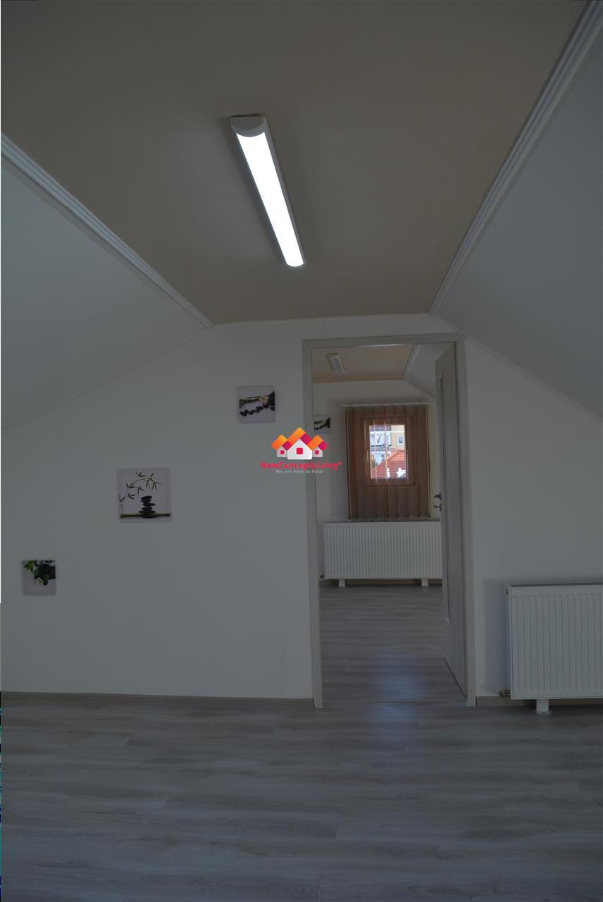 Spatiu de birou de inchiriat in Sibiu - zona Calea Dumbravii, Marasti