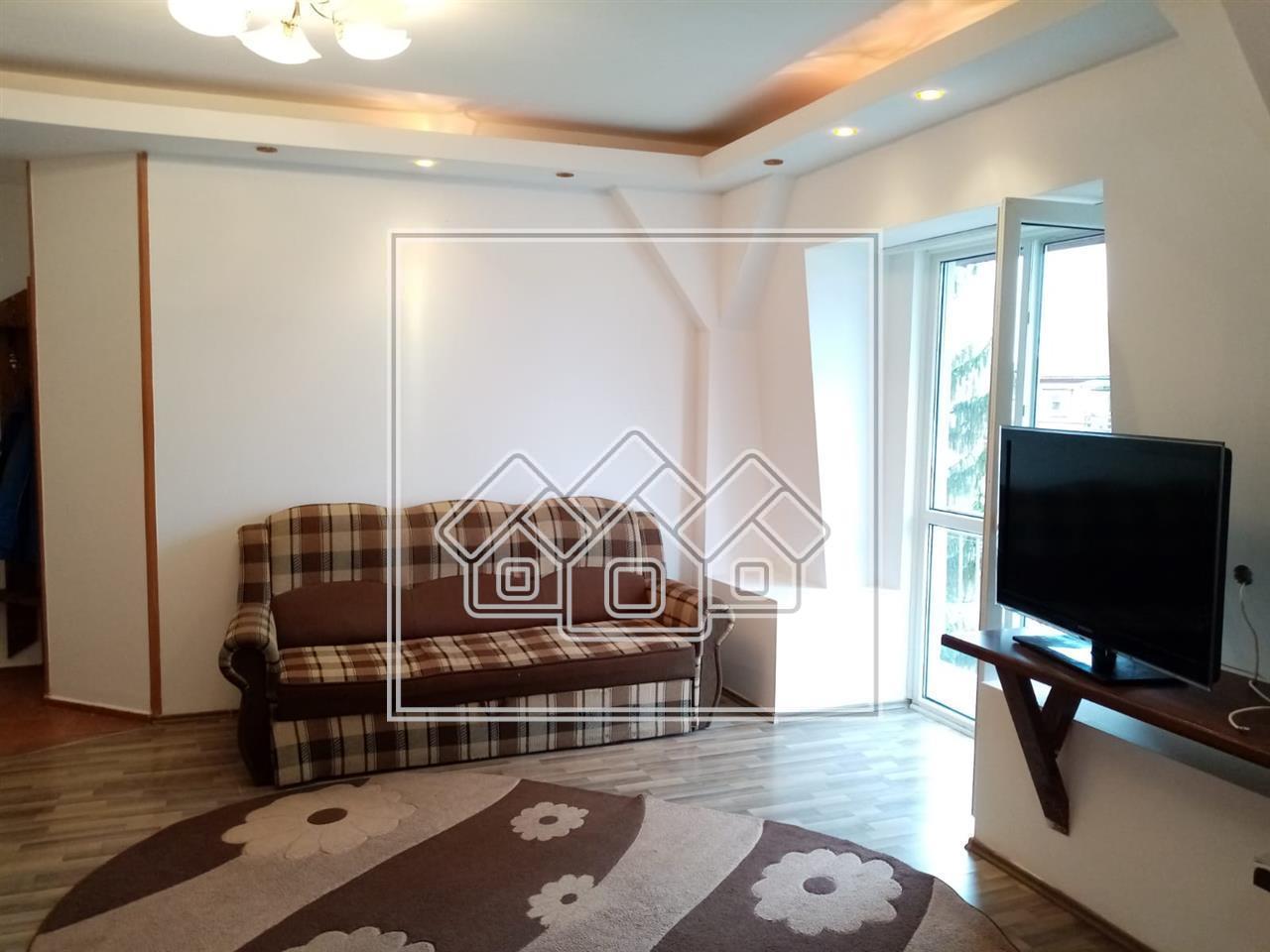 Apartament tip mansarda de vanzare in Sibiu, cartier Terezian