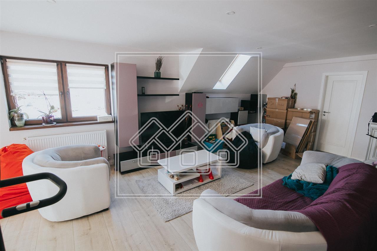 Apartament de vanzare in Sibiu -3 camere si 2 bai- Zona Valea Aurie