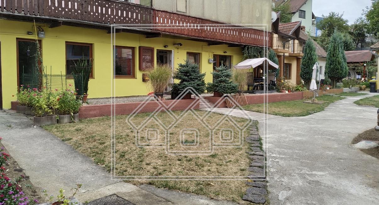 Spatiu de birouri de vanzare in Sibiu - zona centrala, istorica