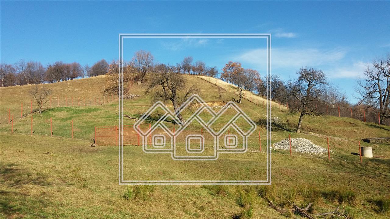 Teren de vanzare in Sibiu - zona turistica - Cisnadioara - 3600 mp
