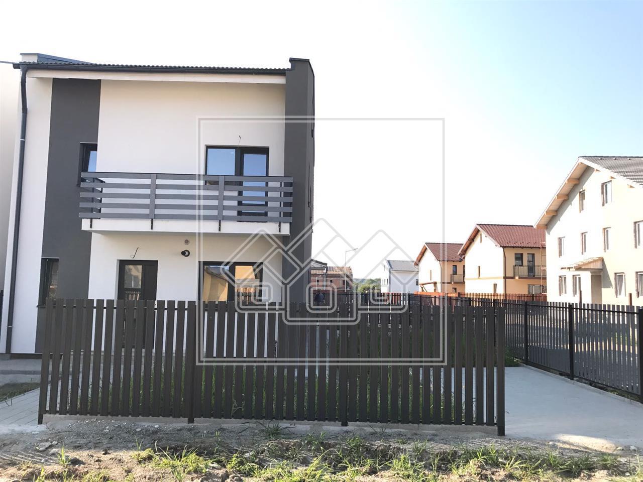Casa de vanzare in Sibiu -singur in curte- cartierul Arhitectilor