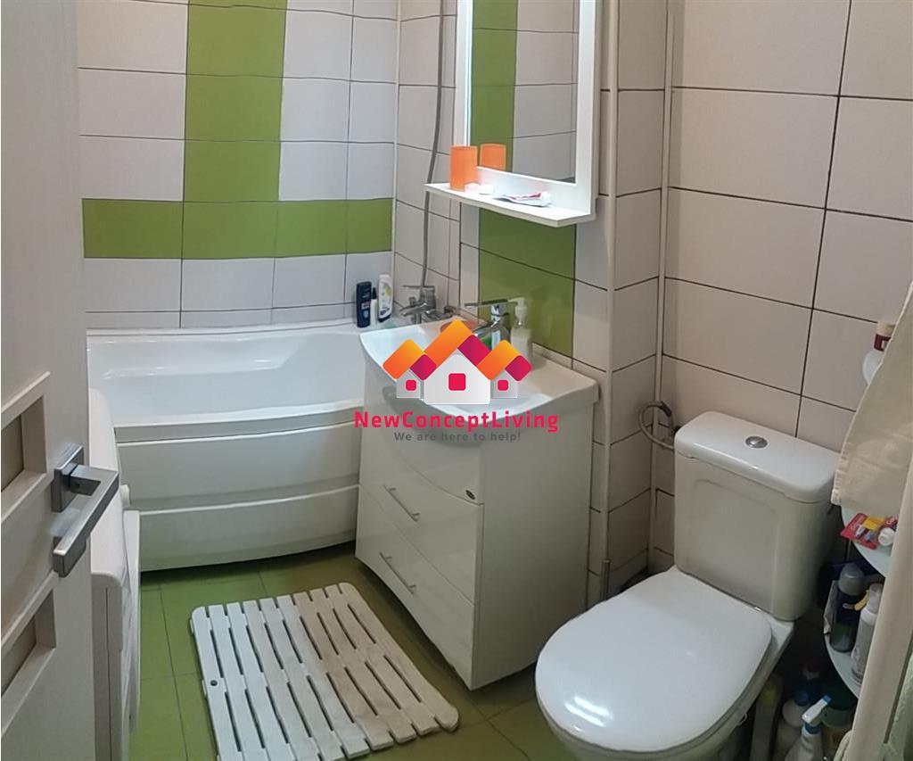 Apartament de vanzare in Sibiu de 3camere cu Gradina,INTABULAT,Mobilat