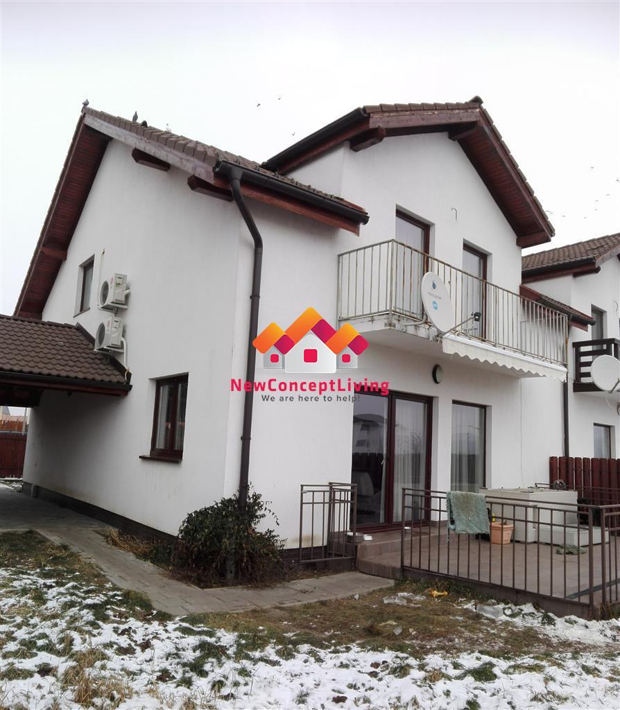 Casa de vanzare in Sibiu luxoasa, mobilata, utilata