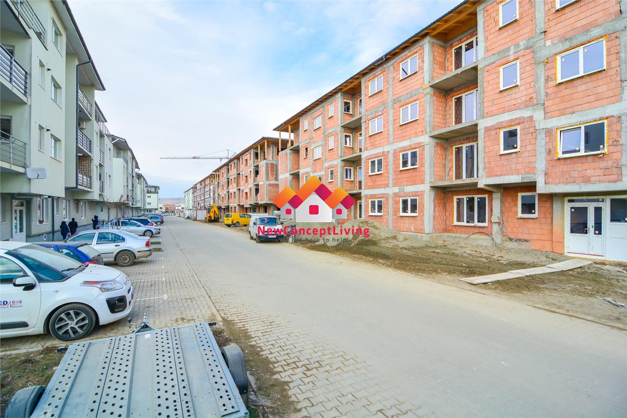 Apartament de vanzare Sibiu -3 camere,  Selimbar -decomandat
