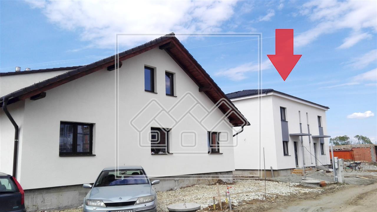 Casa tip duplex de vanzare in Sibiu, Calea Cisnadiei - 4 camere mari