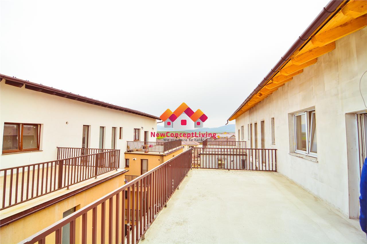 Apartament 2 camere de vanzare in Sibiu - bucatarie separata
