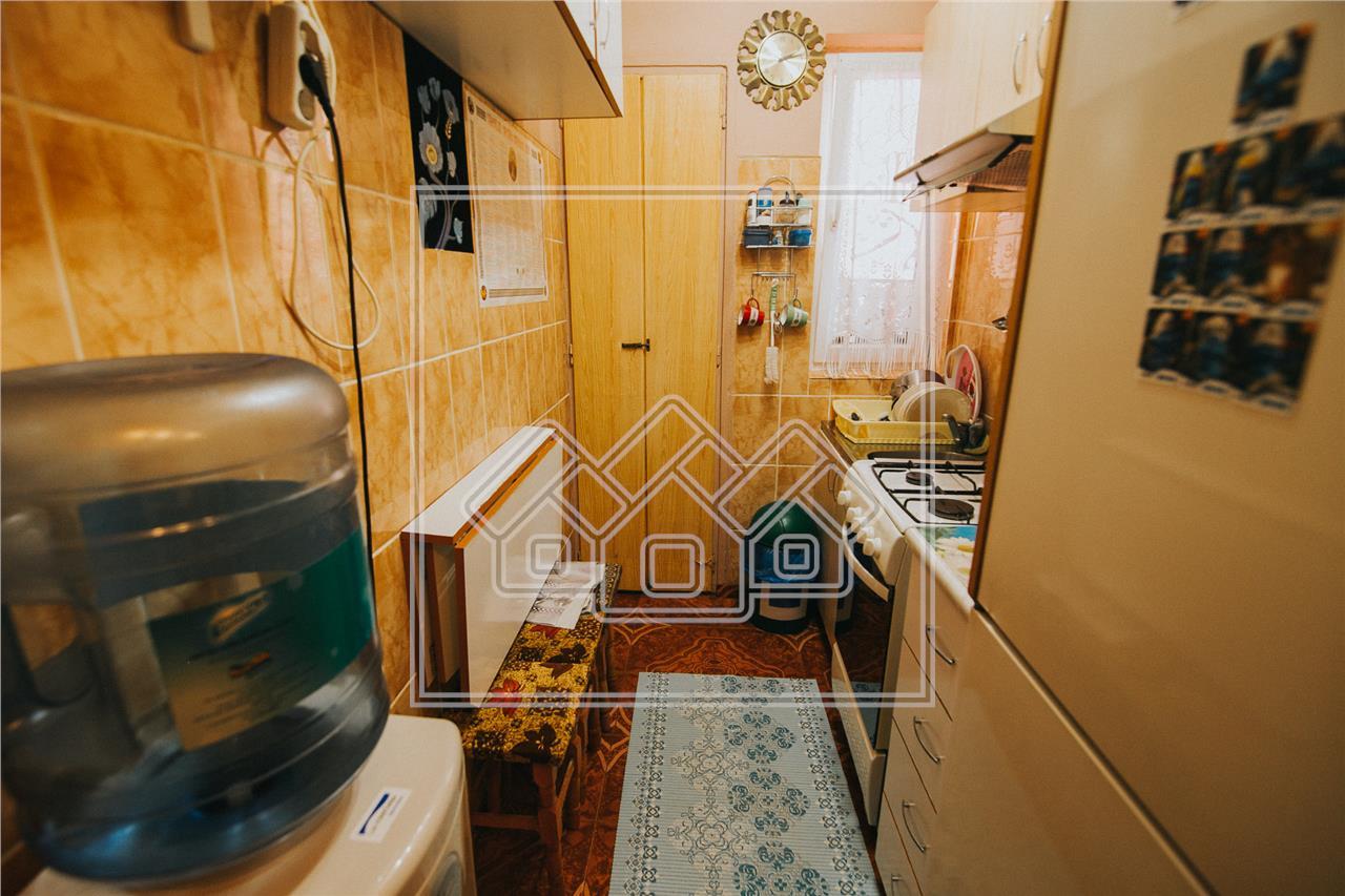 Apartament de vanzare in Sibiu -2 camere- Zona Mihai Viteazu