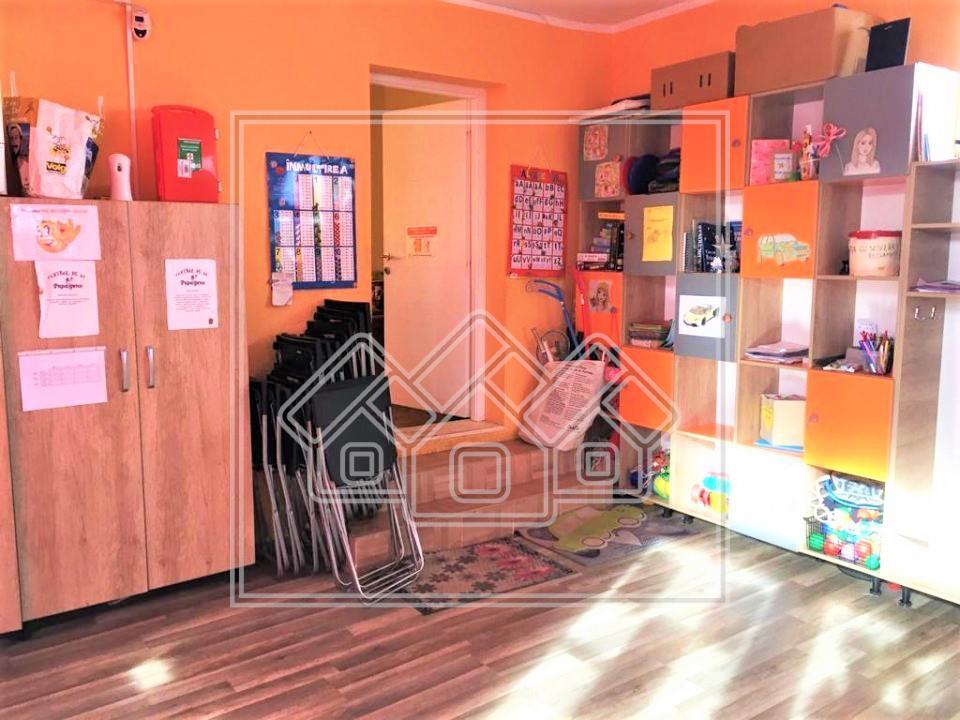 Spatiu comercial de inchiriat in Sibiu - 100 mp utili - zona Turnisor