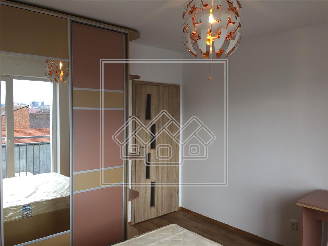 Apartament de inchiriat cu 2 camere - City Residence