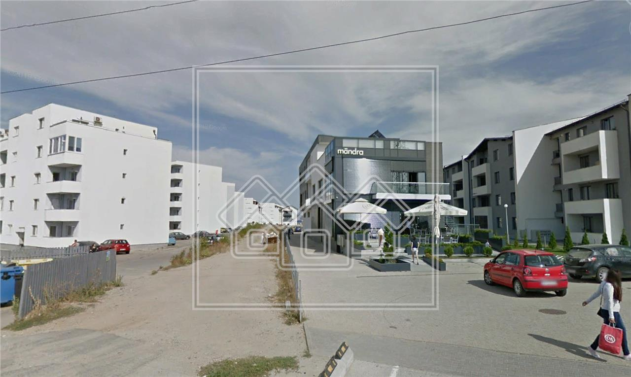 Teren de vanzare in Sibiu - pretabil constructii - zona Ciresica