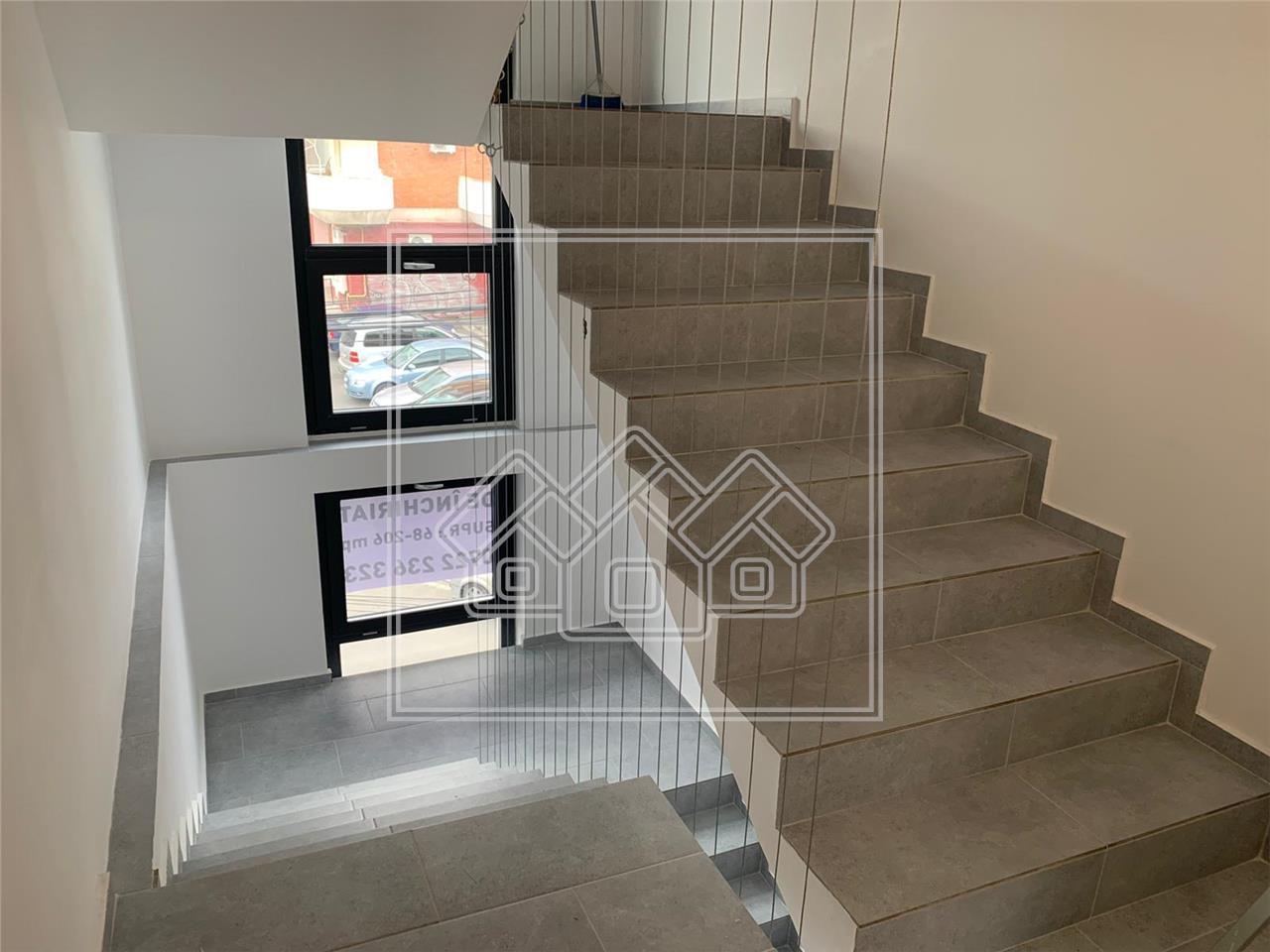 Spatiu de Birouri sau Apartament de Inchiriat in Sibiu- Strada Rennes