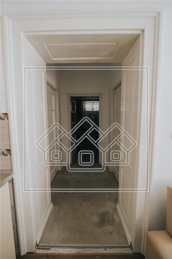 Casa de vanzare in Sibiu - Individuala - compusa din 2 apartamente