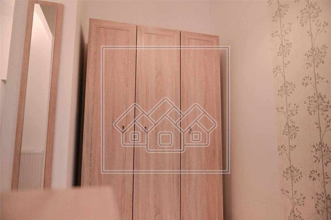 Apartament de vanzare in Sibiu - 2 studiouri - zona ULTRACENTRALA