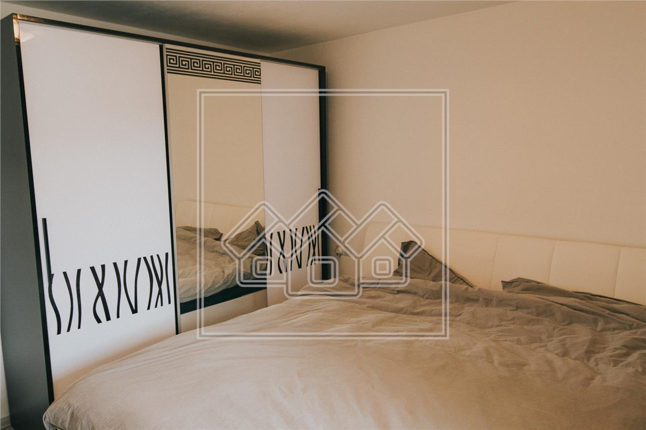 Apartament de vanzare in Sibiu -3 camere si 2 balcoane