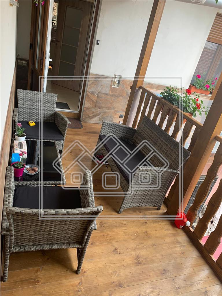 Apartament de vanzare in Sibiu (Cisnadie) cu 3 Camere langa Primarie