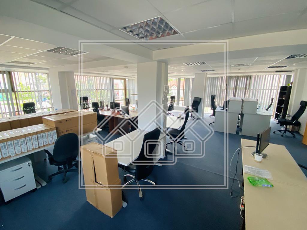 Spatiu birouri de inchiriat in Sibiu - cladire moderna - Hipodrom II