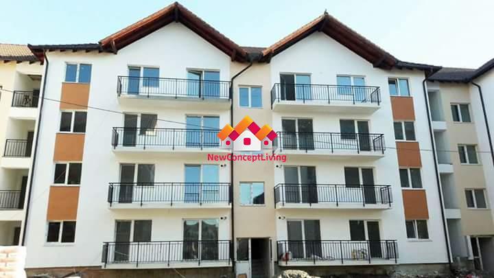 Apartament 3 camere de vanzare in Sibiu - bucatarie separata