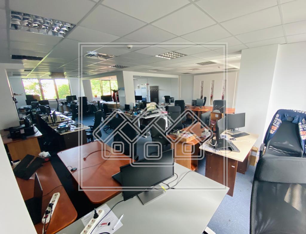 Spatiu birouri de inchiriat in Sibiu - cladire birouri - Hipodrom II