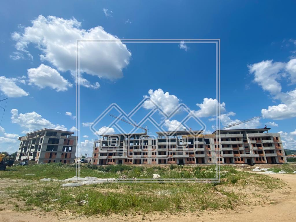 apartment For sale with 2 rooms - ntermediate floor - PREMIUM area