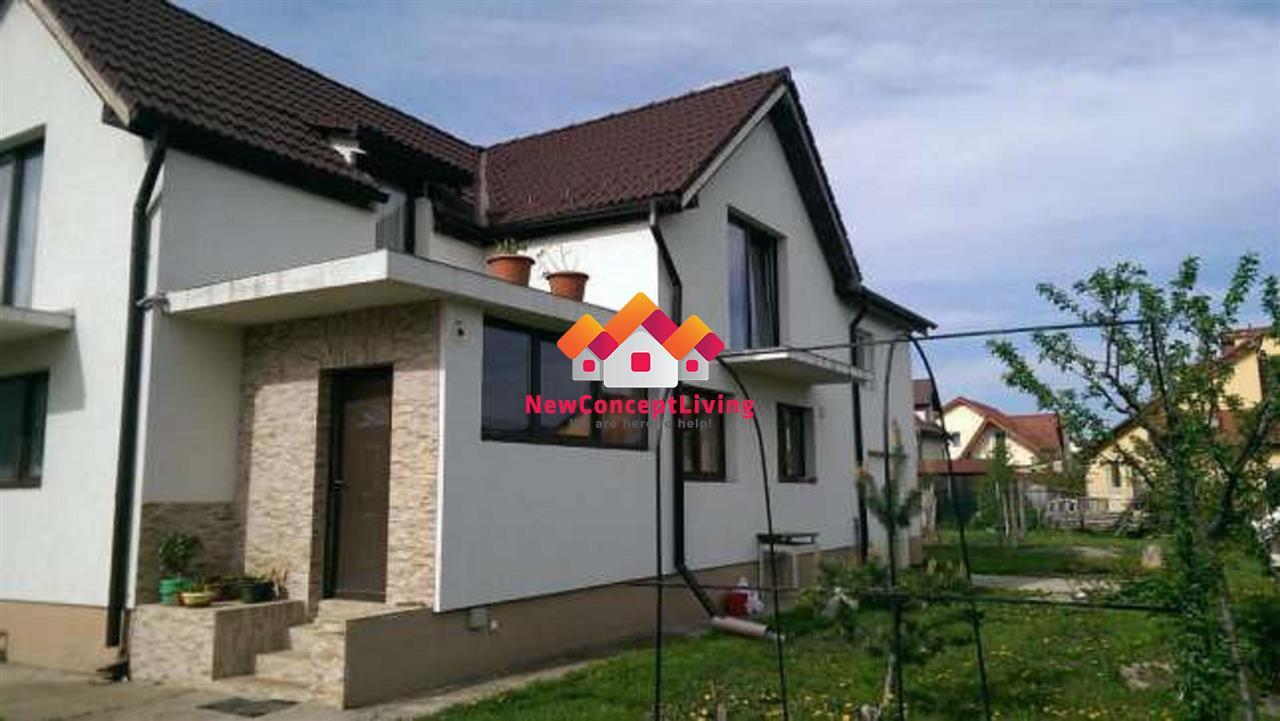 Casa de vanzare in Selimbar-individuala- zona Triajului