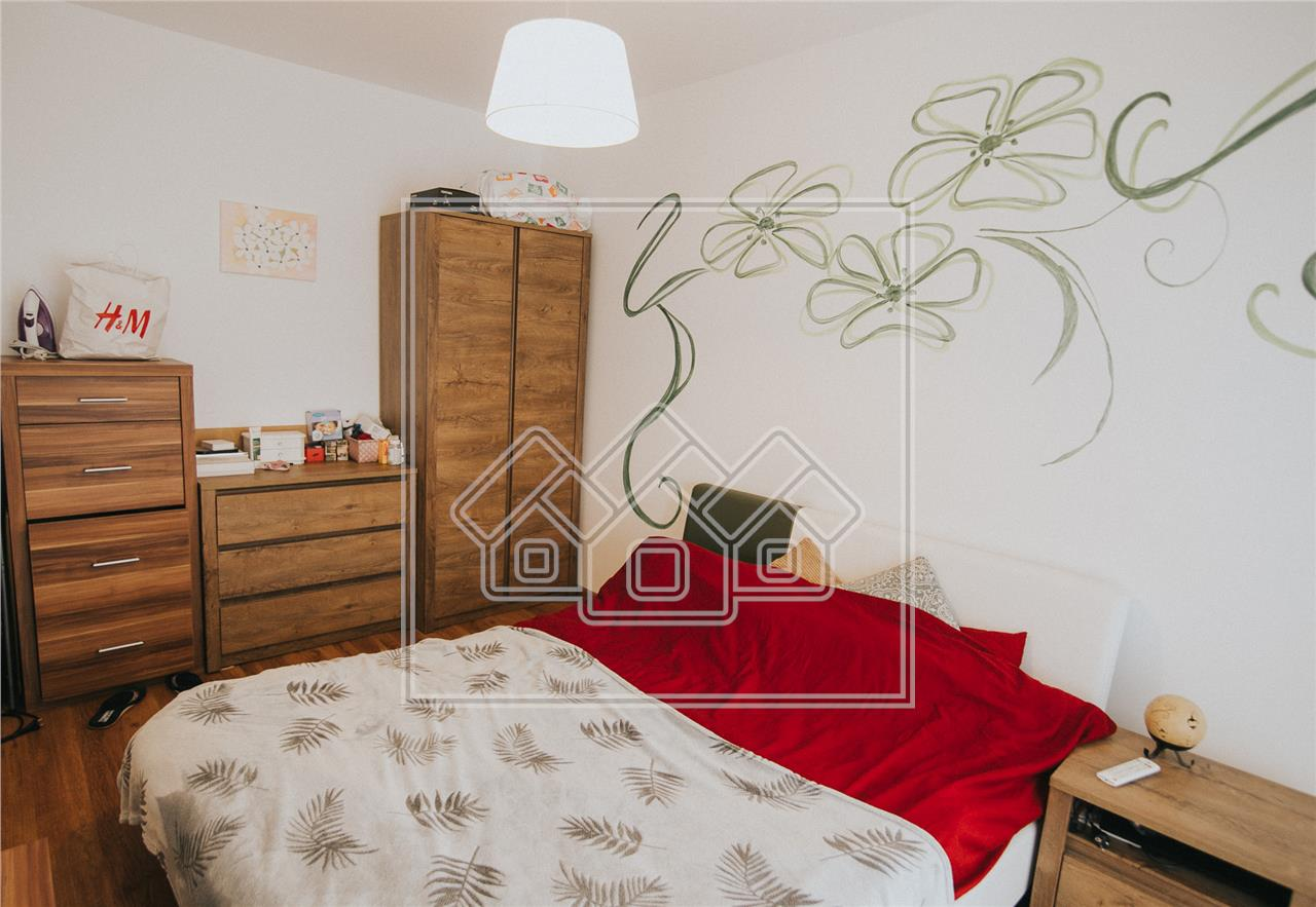Apartament de inchiriat in Sibiu  -2 camere- Cartier Avangarden