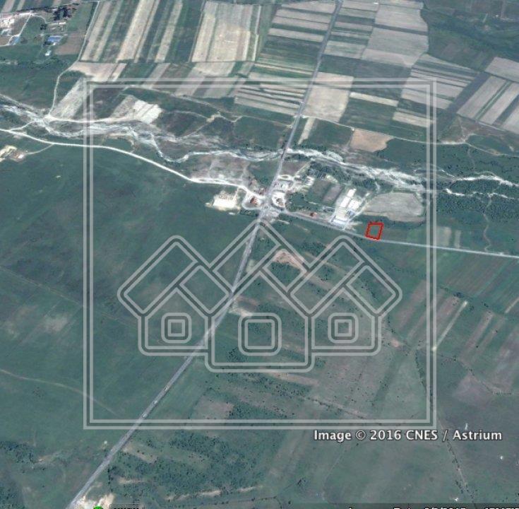 Teren de vanzare in Sibiu - Cartisoara - zona Transfagarasan - 3402 mp