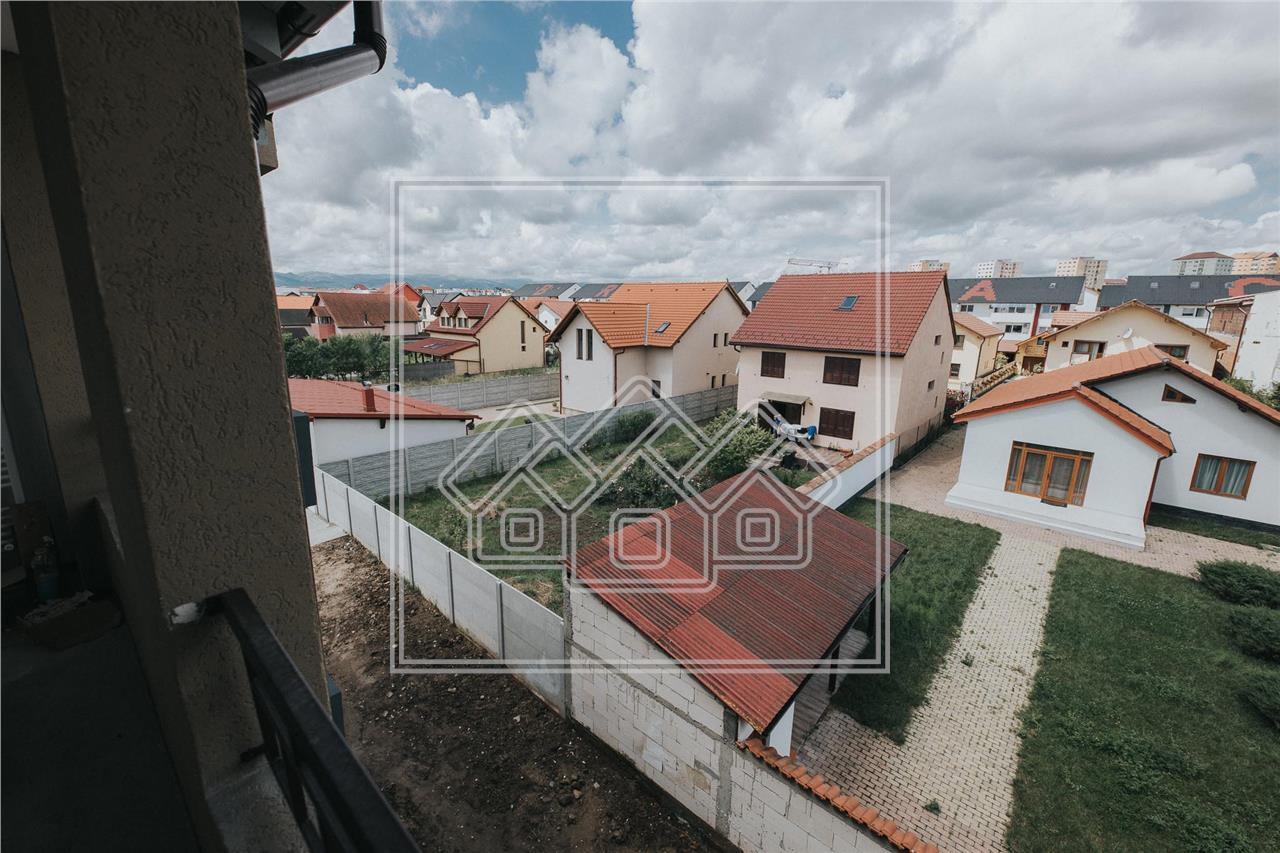 Garsoniera de vanzare in Sibiu - Selimbar - etaj 2 - Pictor N Brana