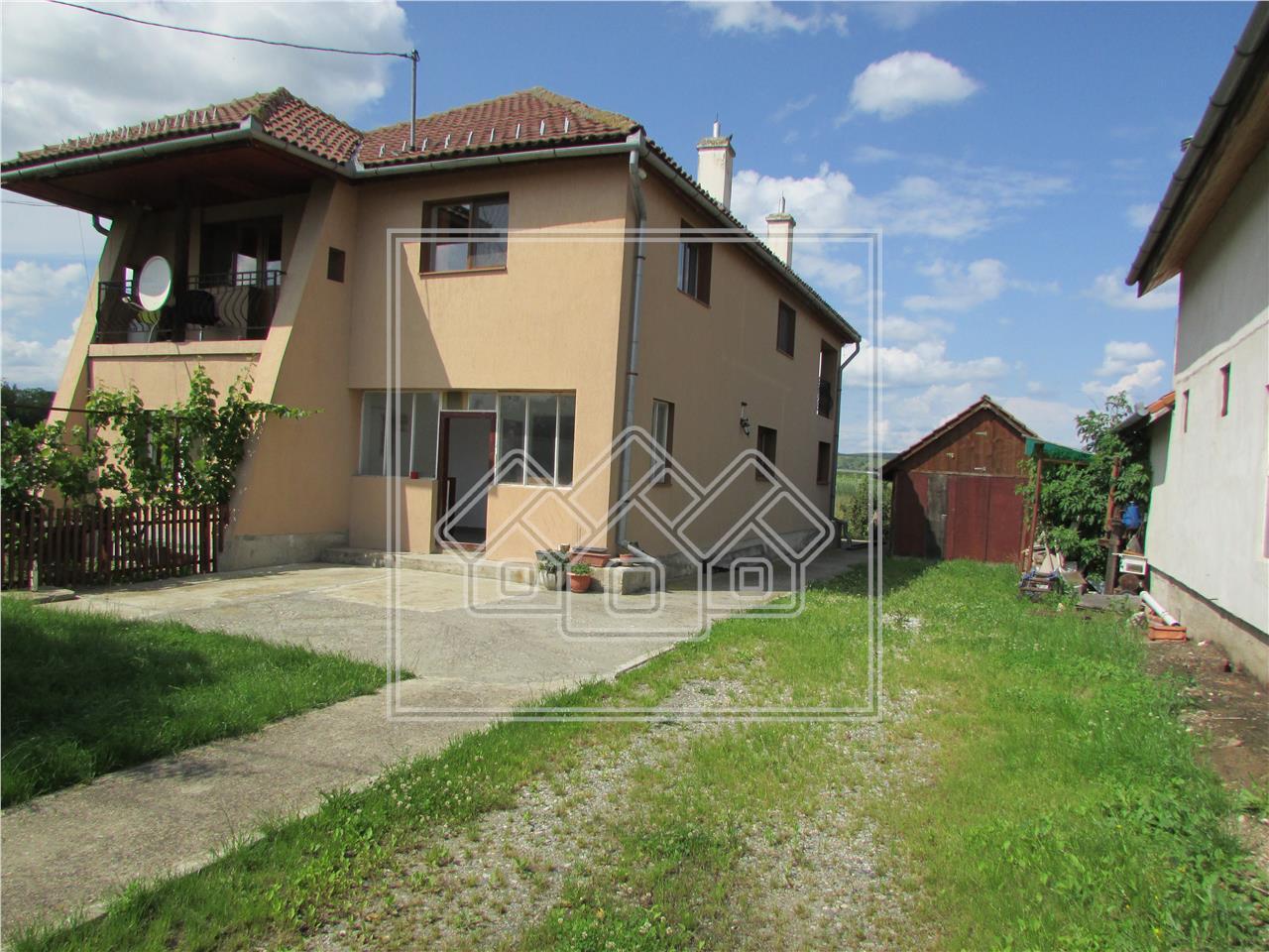 Casa de Inchiriat in Sibiu- Mobilata si utilata- Zona Comerciala