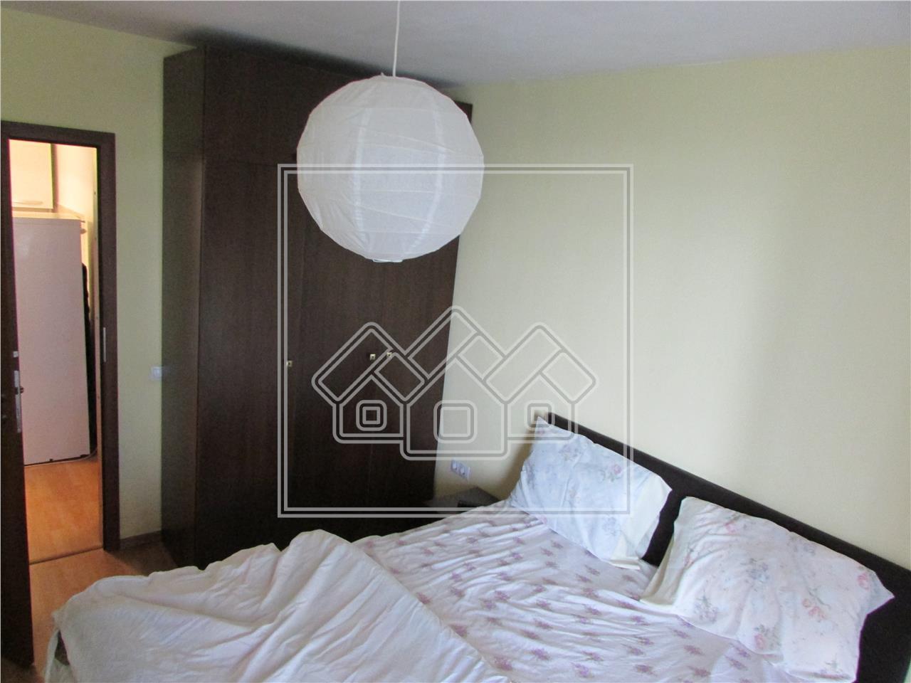 Apartament de inchiriat in Sibiu -Doamna Stanca- reper Kaufland