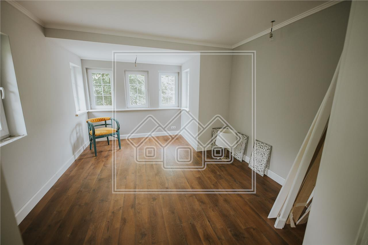 Casa individuala de vanzare in Sibiu - Cisnadie - zona frumoasa