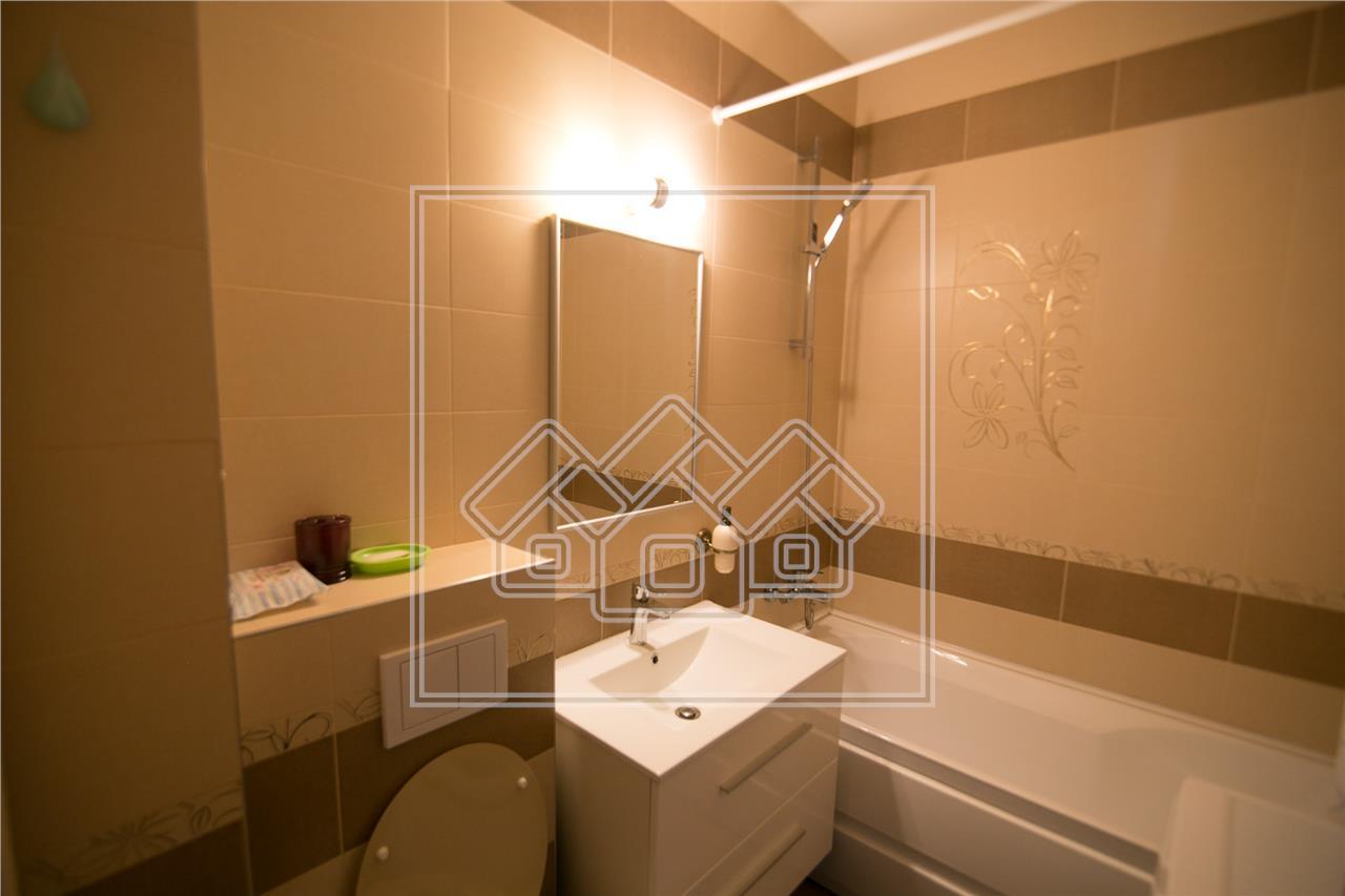 Apartament de inchiriat in Sibiu-2 camere si balcon- Zona Lazaret