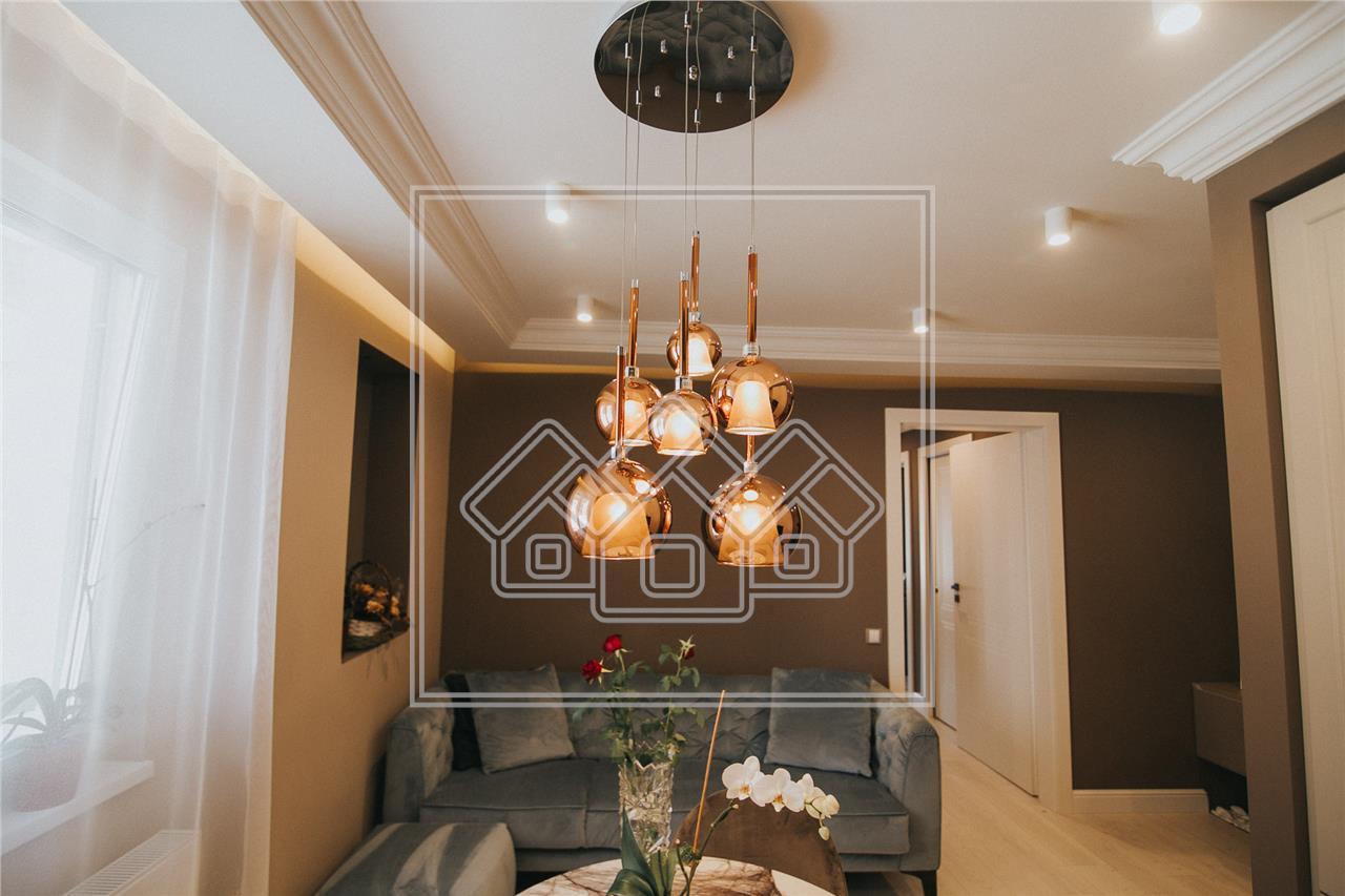 Apartament de vanzare in Sibiu-3 camere-Confort lux-Z.Gusterita