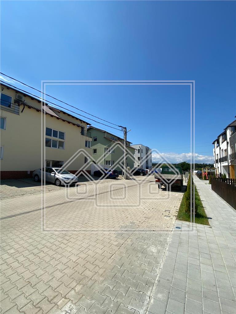 Apartament de vanzare in Sibiu, 3 camere, la cheie, C.Arhitectilor