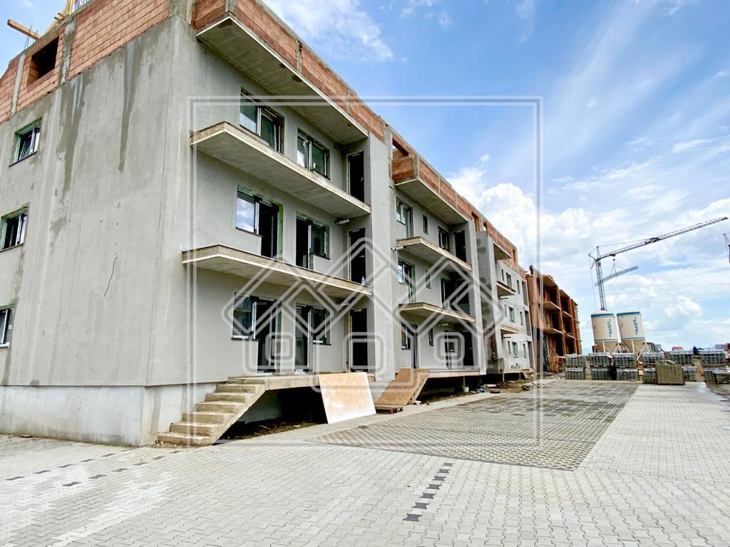 Apartament 2 camere de vanzare in Sibiu - total decomandat -Dna Stanca