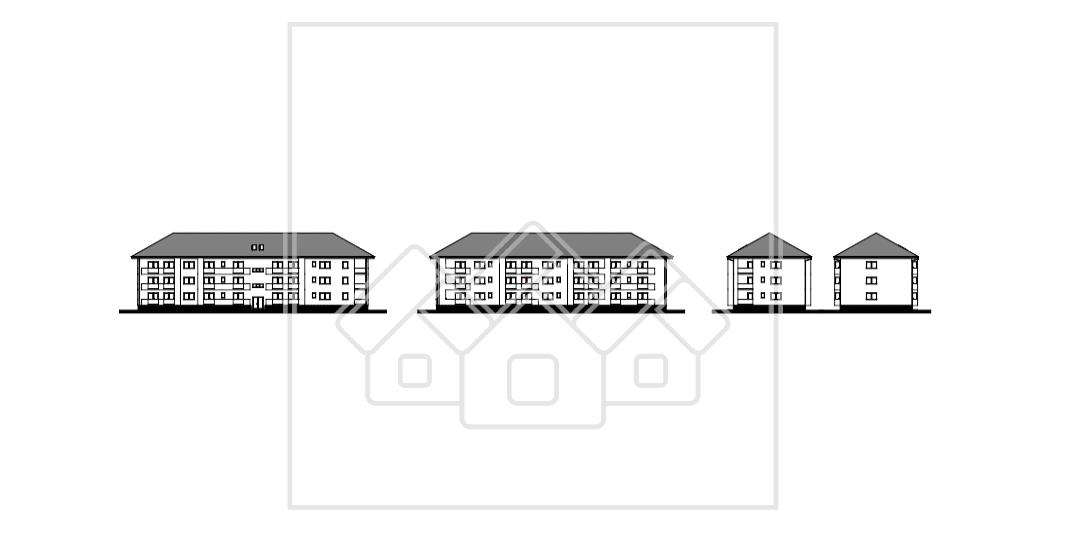 Apartament de vanzare in Sibiu - zona D-na Stanca - balcon si magazie