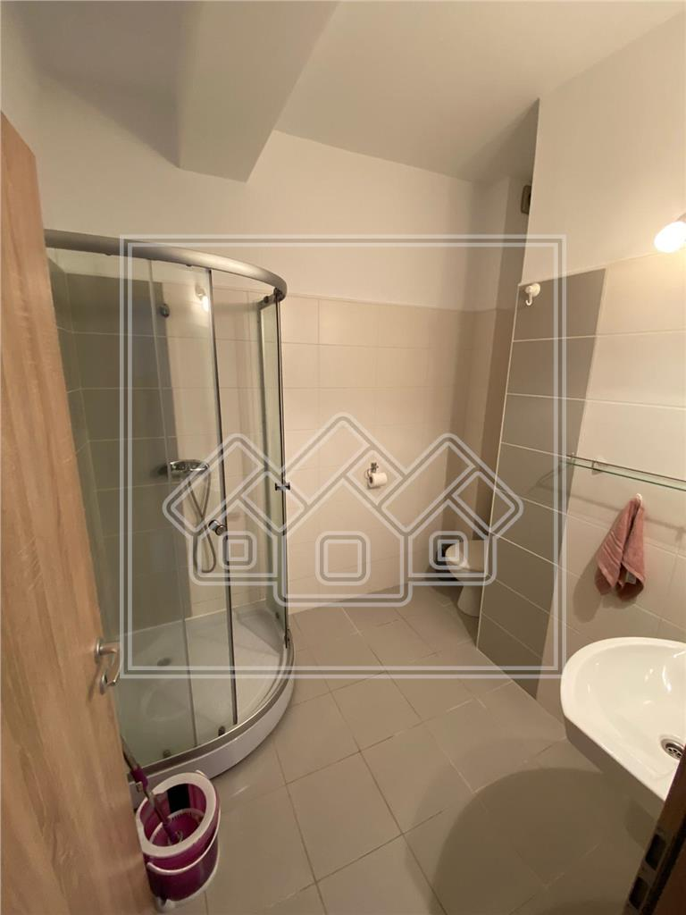 Apartament de inchiriat in Sibiu , 3 camere- Zona Padurea Dumbrava