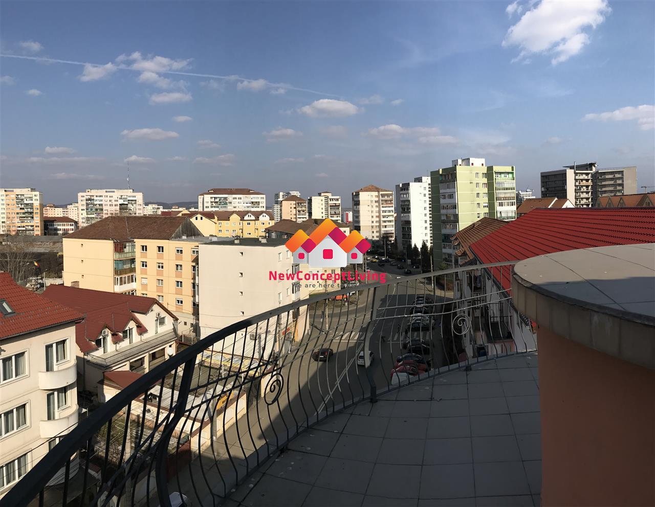 Apartament de vanzare Sibiu -PENTHOUSE DE LUX+ Loc de parcare si Lift!