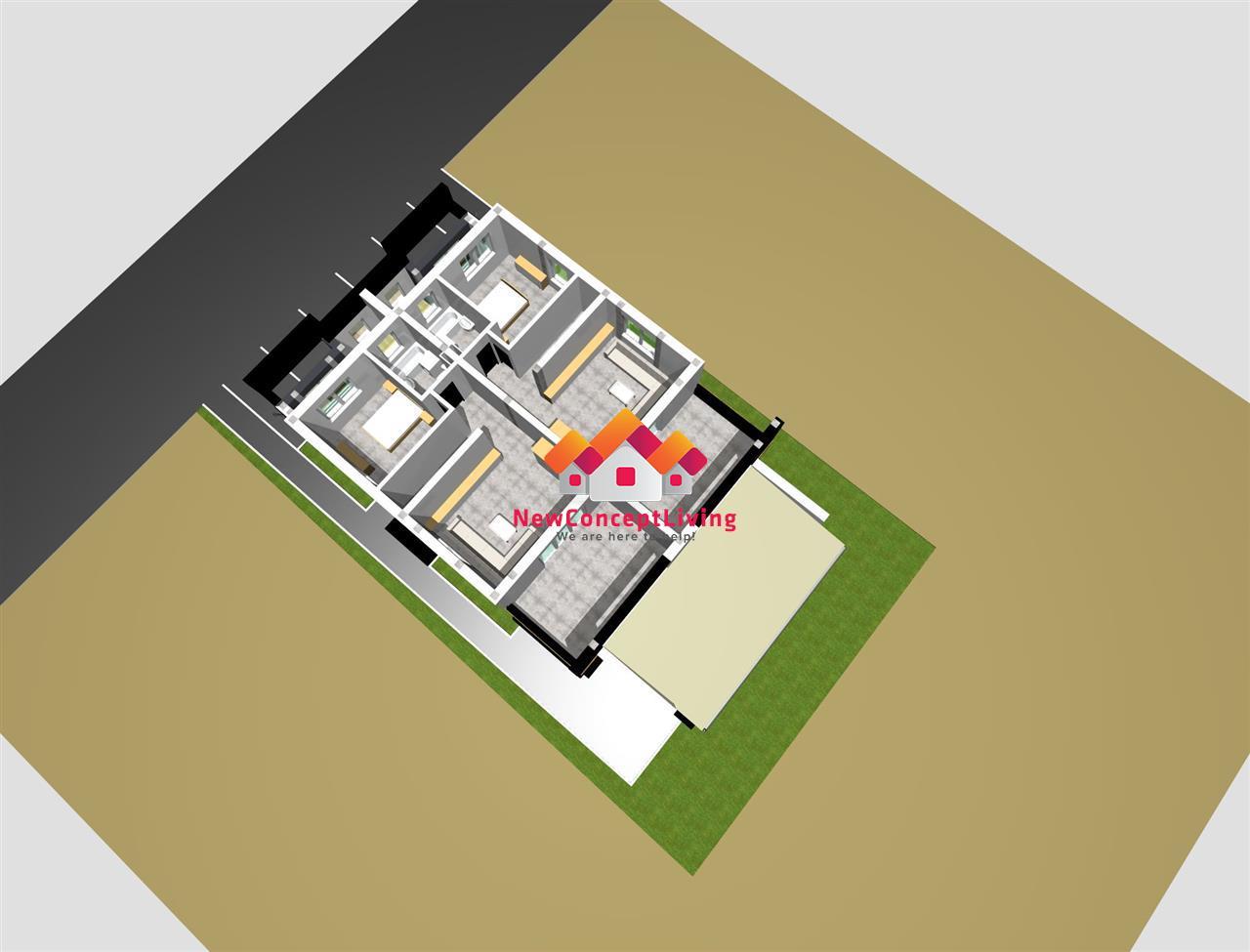 Apartament de vanzare Sibiu - la vila - Zona deosebita