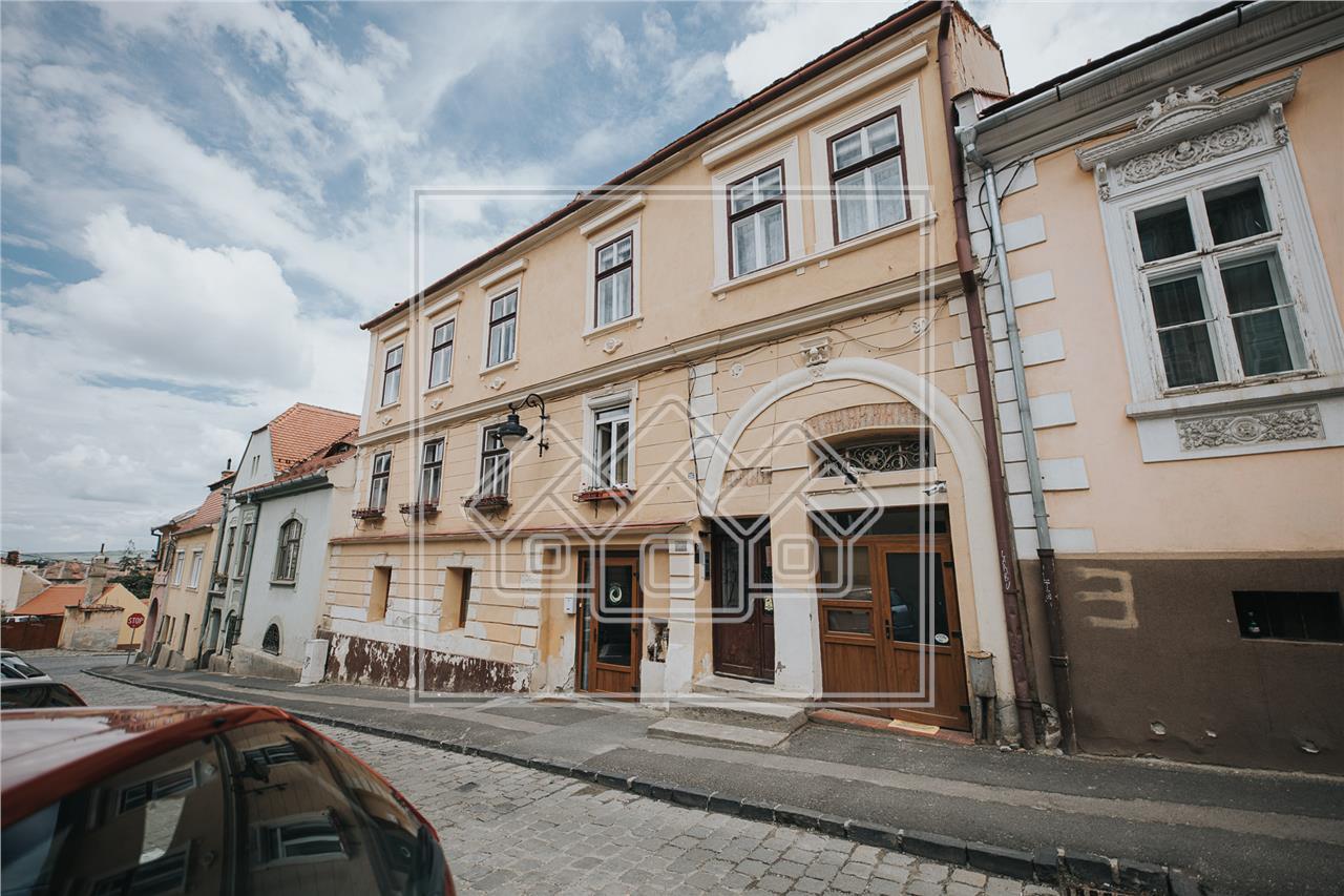 Garsoniera de inchiriat in Sibiu - Ultracentral - la cheie