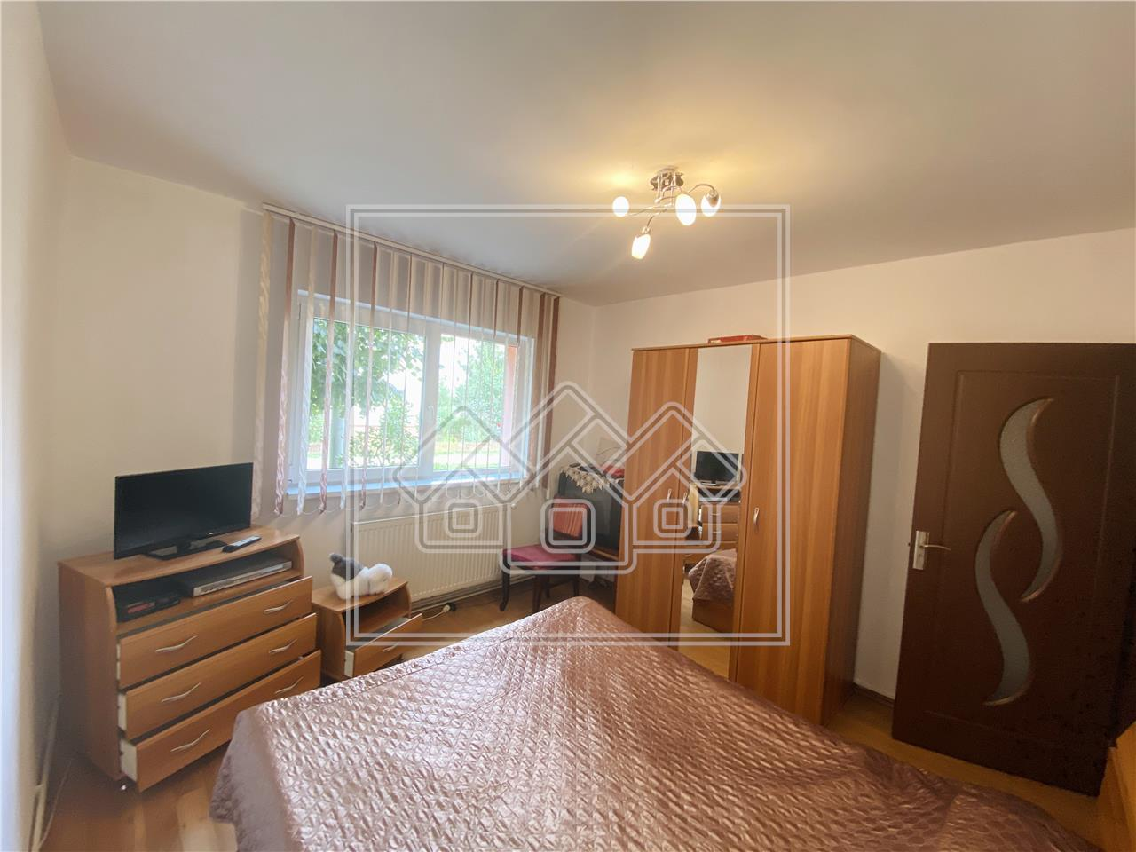 Apartament de vanzare in Sibiu - 3 camere - Zona Strand