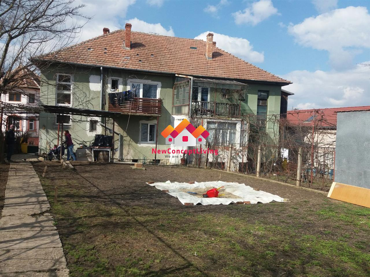 Casa de vanzare Sibiu -4 camere- Calea Poplacii