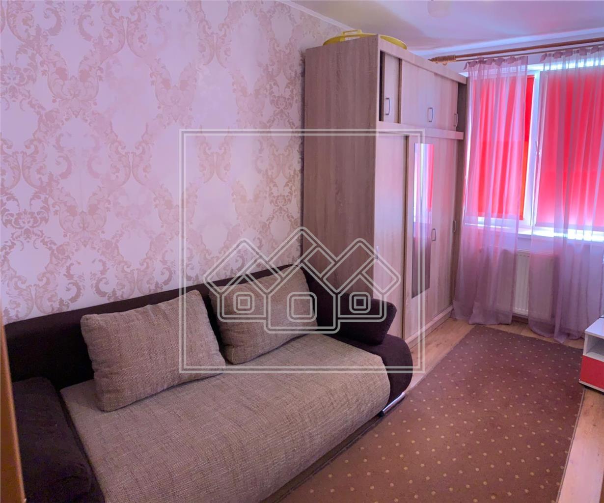 Apartament de vanzare in Sibiu cu 3 Camere situat la Etajul 2