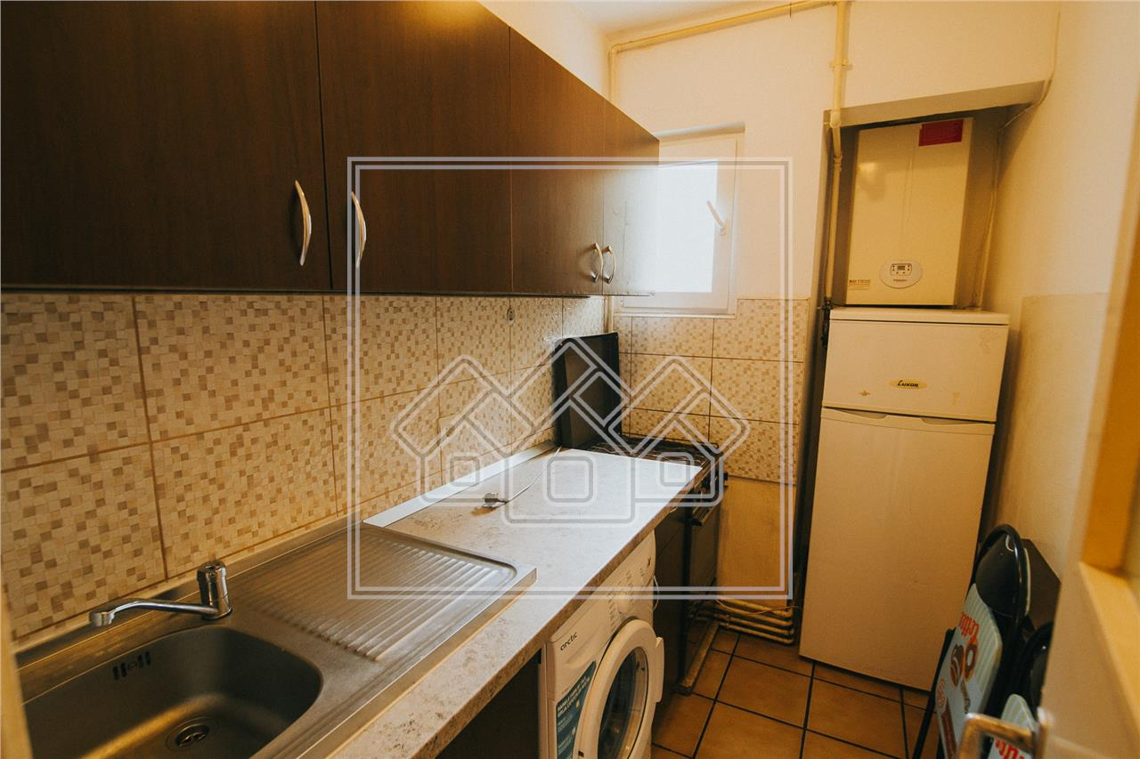 Apartament de inchiriat in Sibiu -2 camere-Zona Hipodrom
