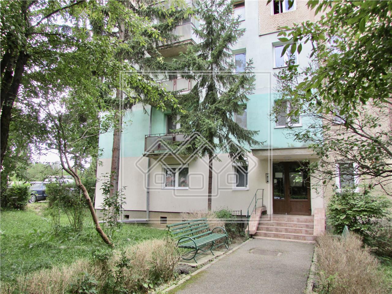 Apartament 2 camere de inchiriat in Sibiu - Iorga, Mihai Viteazu