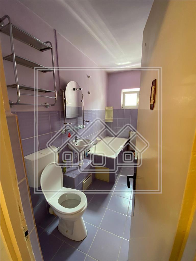 Apartament de vanzare in Sibiu - zona V.Milea