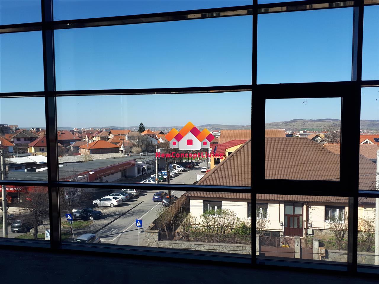 Spatiu de birouri - UNIC in Sibiu - Locatie si Arhitectura deosebite