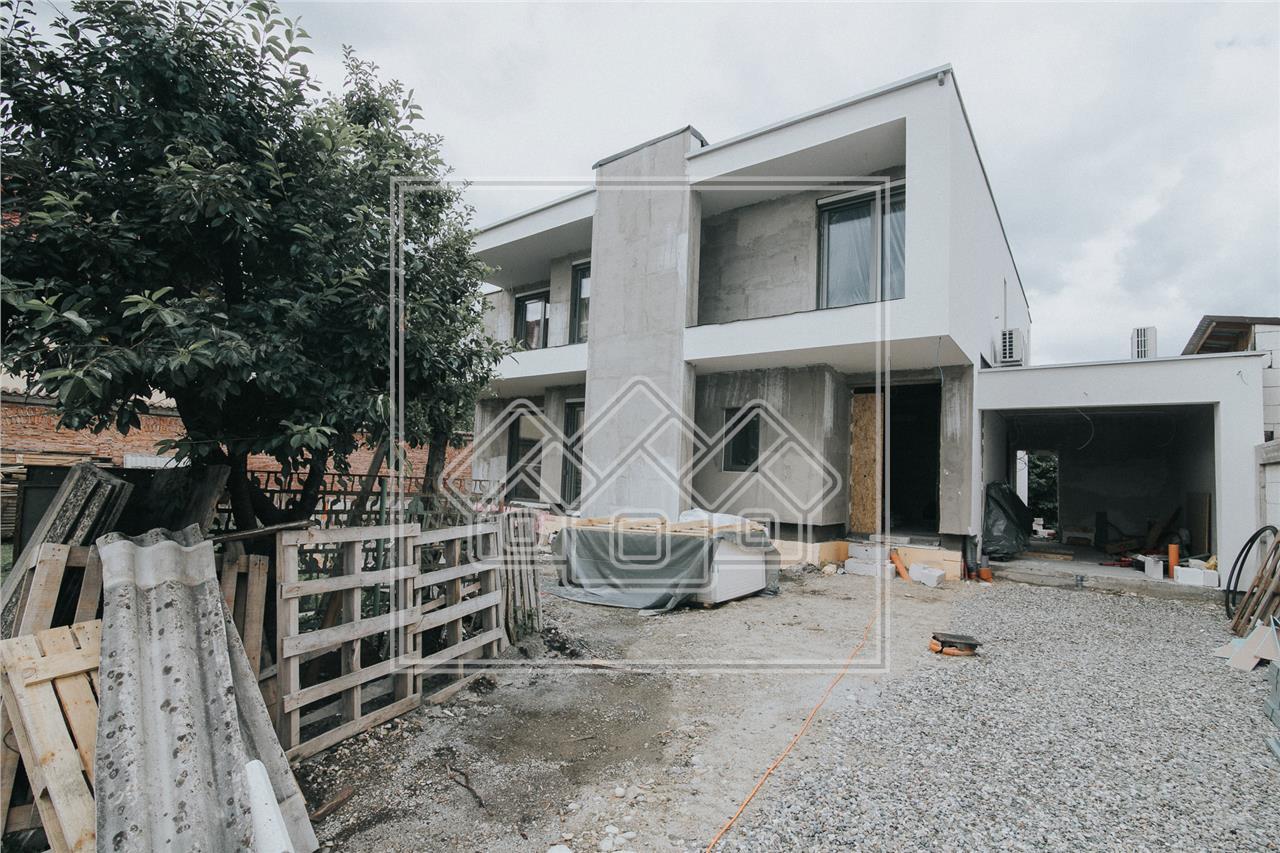 Casa de vanzare in Sibiu -individuala- teren 500 mp- Zona C.Dumbravii
