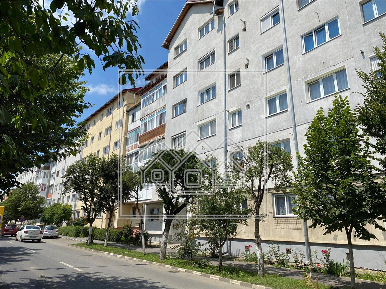 Apartament de vanzare in Sibiu - zona Siretului